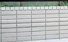 コンクリートブロック積み工事